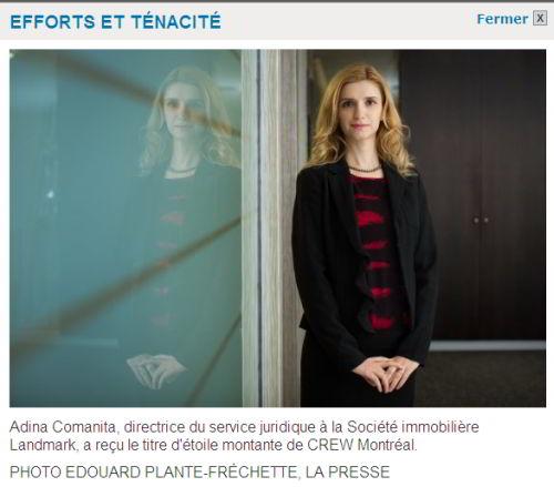 Despre români, în presa canadiană / Avocat român de succes
