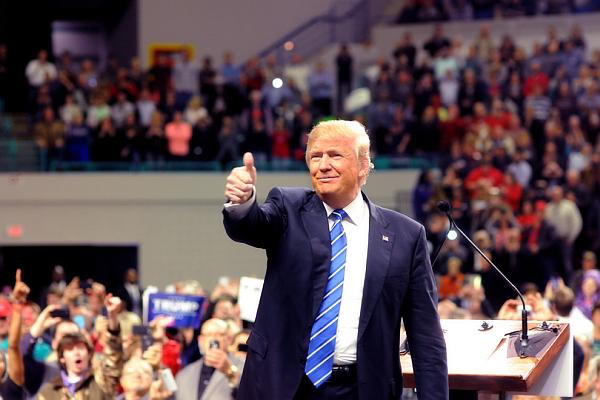 Donald Trump cel sărac