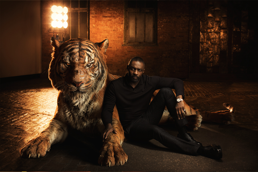 Galerie foto. Actorii din Cartea Junglei alături de animalele pe care le interpretează