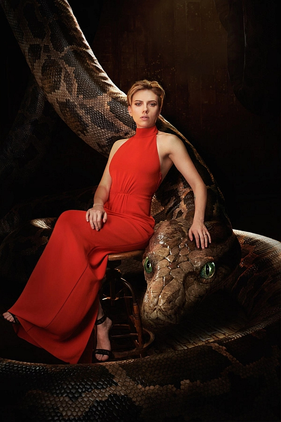 Scarlett Johansson - Kaa