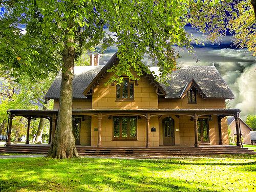 Casă nouă sau casă veche