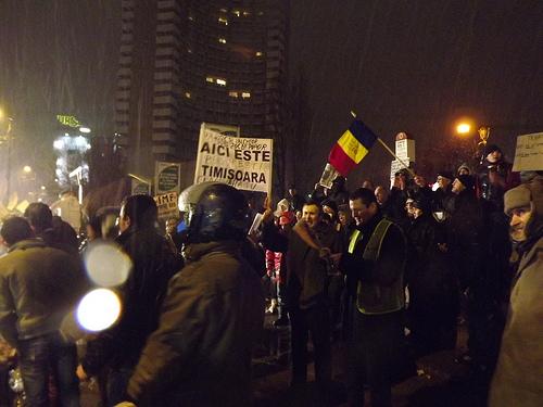 Proteste de amploare în București și în alte orașe mari