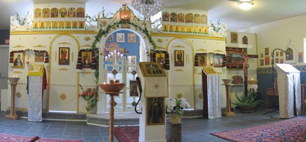 Mănăstirea românească de la Lachute nu mai este românească Proiectul de construire a unei biserici de lemn în stil maramureșean rămâne în vigoare