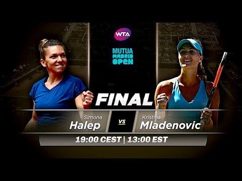 Simona Halep câștigă turneul de la Madrid