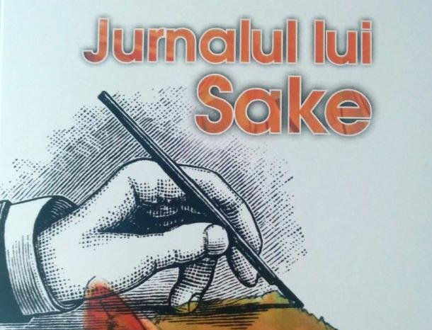 Florin Oncescu, Jurnalul lui Sake sau bucuria complicității împărtășite