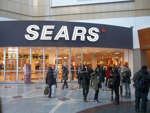 Sears Canada, lunga agonie a comerțului en detail