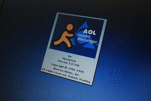 AOL Messenger se închide