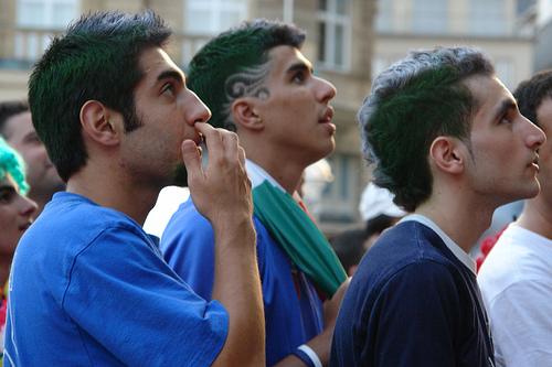 Naționala Italiei a ratat calificarea la campionatul mondial de fotbal