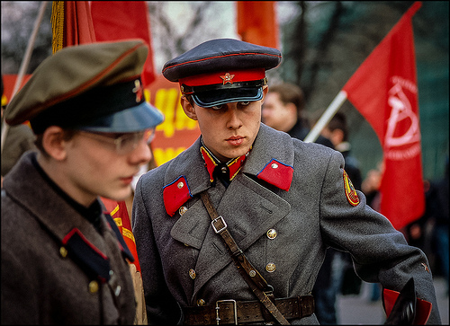 Fascinația comunismului
