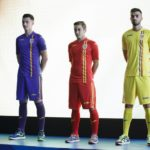 tricouri echipament fotbal romania