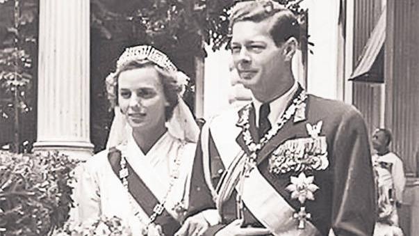 Regele Mihai și regina Ana