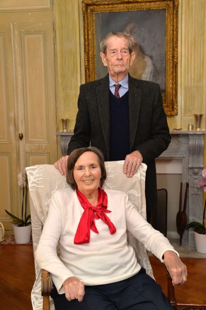 Regele Mihai și Regina Ana.