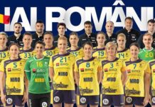 nationala romaniei handbal