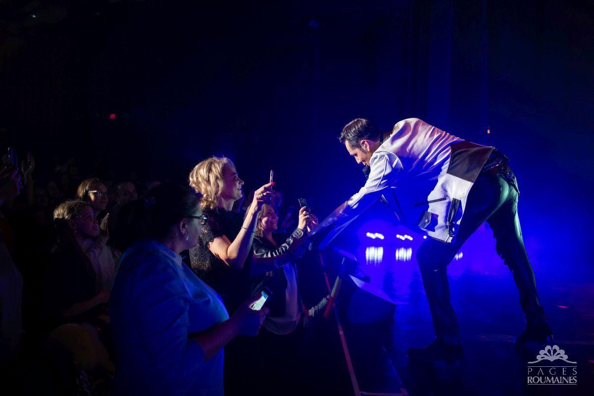 stefan banica - concert montreal