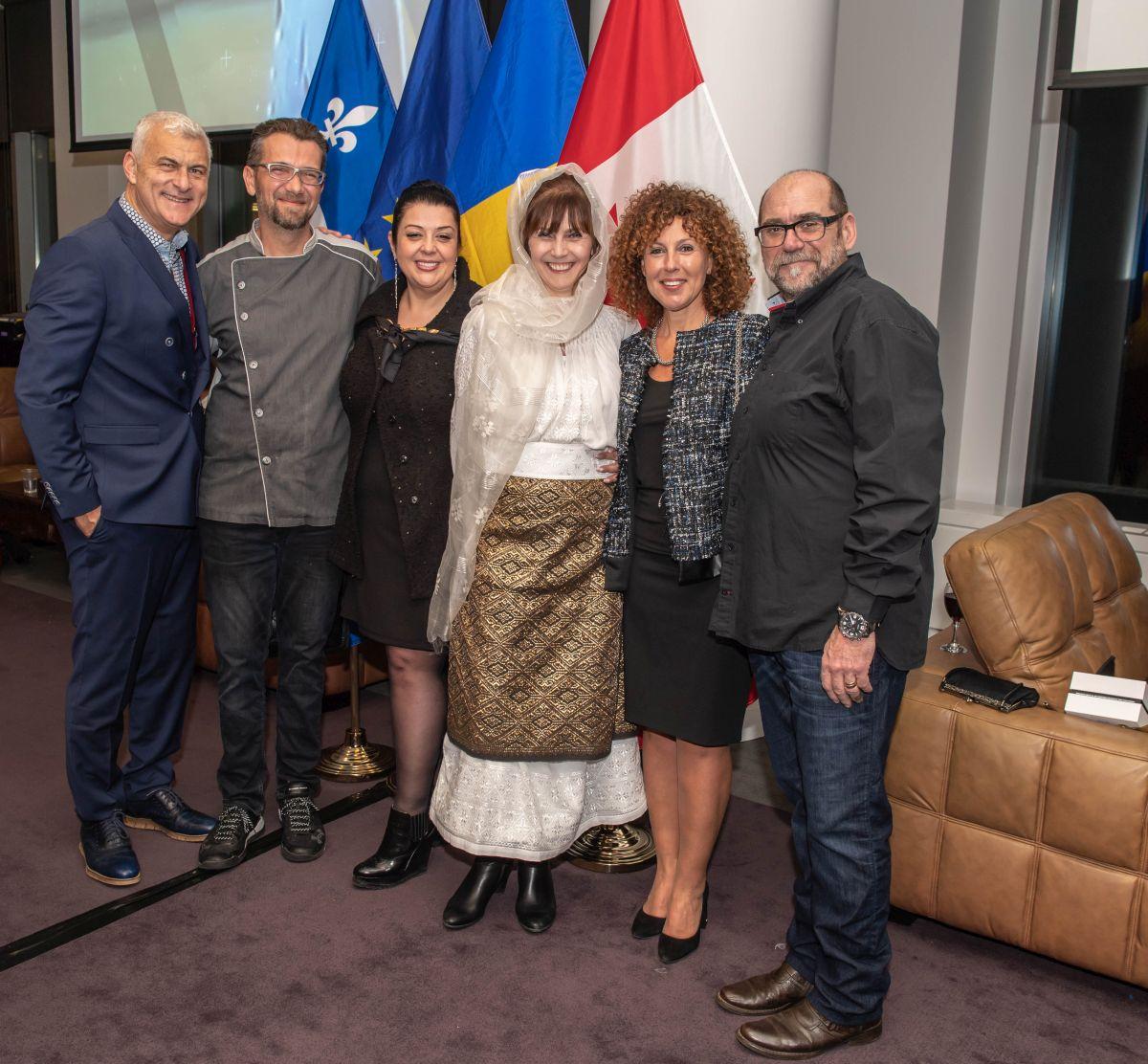 Ziua Națională la Consulatul României la Montreal