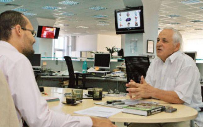 George Rădulescu de vorbă cu Mircea Druc