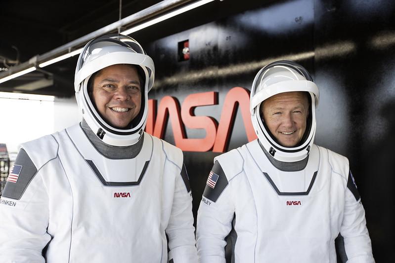 echipaj space x