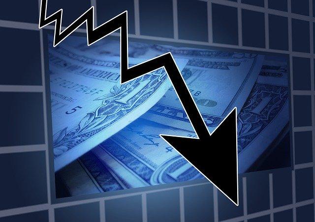 scadere economie