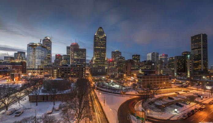 Montreal City Night Urban Evening  - Free-Photos / Pixabay