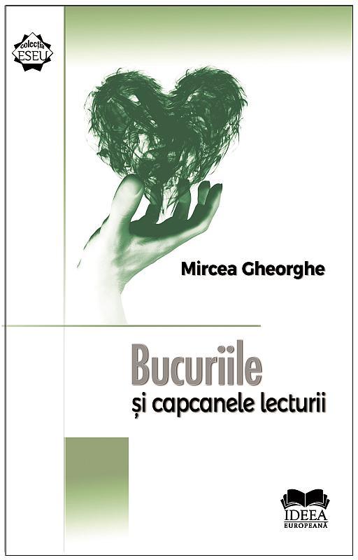 Mircea_Gheorghe_Bucuriile_lecturii_coperta